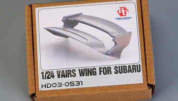 Vairs Wing for Subaru Impreza - Hobby Design