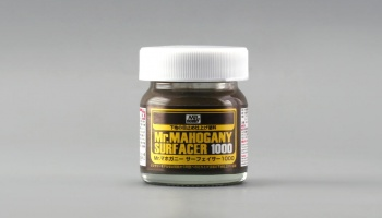 Mr. Mahogany Surfacer 1000 - mahagon - 40ml - Gunze