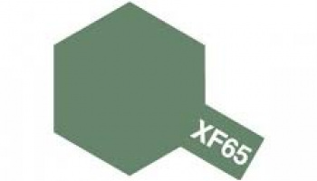 XF-65 Field Grey Enamel Paint XF65 - Tamiya