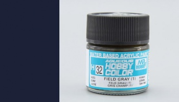 Hobby Color H 032 - Field Gray - Gunze