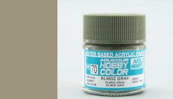 Hobby Color H 070 - RLM02 Gray - Gunze
