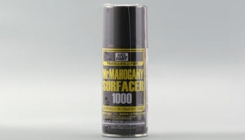 Mr. Mahogany Surfacer 1000 - mahagon - 170ml - Gunze