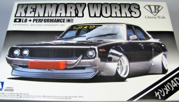 LB Works Ken Mary 4DR - Aoshima