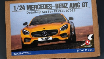 Mercedes Benz AMG GT Detail Up Set - Hobby Design