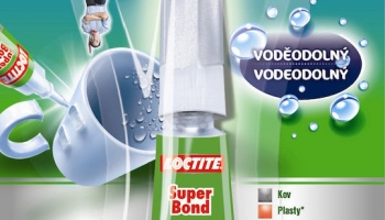 Loctite Super Bond Liquid 3g - Loctite