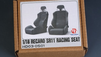 Recaro SR11 Racing Seats 1:18 - Hobby Design