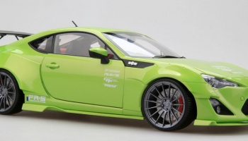 Toyota FT86 Wide Body (A) Detail-up Set 1/18 - Hobby Design