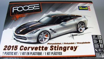 Corvette Stingray 2015 - Revell