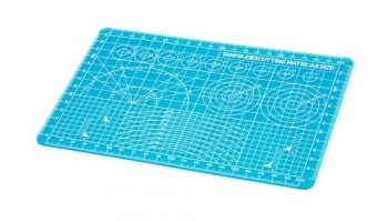 Cutting Mat A5 Blue - Tamiya