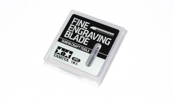 Fine Engraving Blade 0.4mm - Tamiya