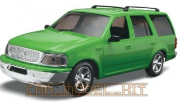 Custom Ford Expedition SUV (Snap) - Revell Monogram