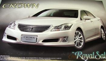 Crown 3.0 GRS202 Royal Saloon 2008 - Aoshima