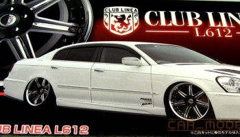 Club Linea L612 20inch Wheels - Aoshima