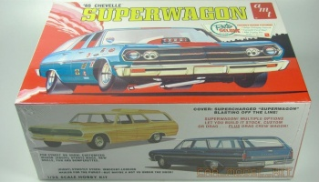 Chevelle 1965 SUPERWAGON - AMT