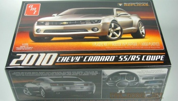 Chevy Camaro SS/ RS Coupe Replica Kit 2010 - AMT