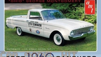"Ford Ranchero ""Ohio George"" - AMT"