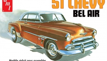 Chevy Bel Air 1951 - AMT