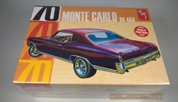 Chevy Monte Carlo SS 454 - AMT