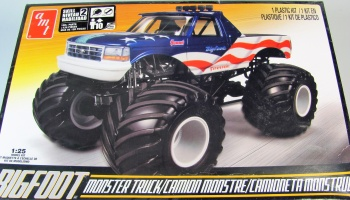 Ford Monstertruck - AMT