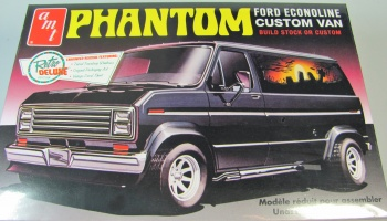 Ford Ecoline - AMT