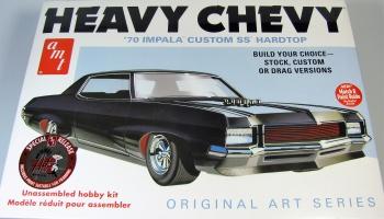 Chevy Impala Heavy Chevy - AMT