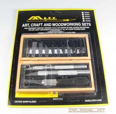 Art, Craft and Woodworking sets - MAXX
