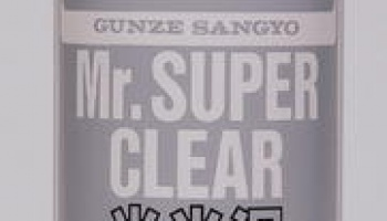 Mr. Super Clear Semi-Gloss, 170ml - Gunze
