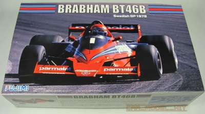 Brabham BT46B 1978 Swedish GP - Fujimi