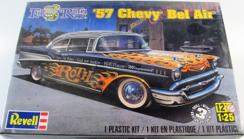 Chevy Bel Air Ed Roths - Revell