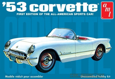 Chevy Corvette 1953 - AMT