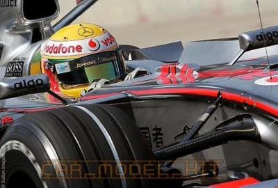 Chrome Effect - Mclaren MP4/22 onwards - Zero Paints
