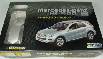 Mercedes-Benz ML500 - Doyusha