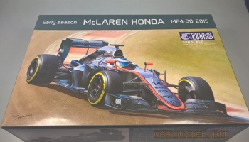 McLaren Honda MP4-30 (MP4/30) 2015 Early season - Ebbro