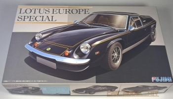 Lotus Europe Special - Fujimi