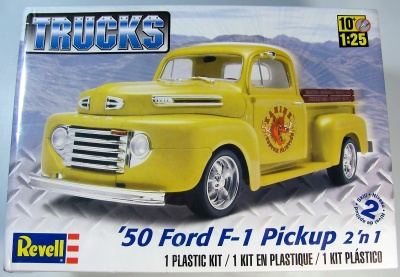 Ford F-1 Pickup - Revell