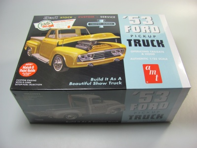 Ford Pickup 1953 - AMT