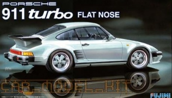 Porsche 911 Turbo Flat Nose - Fujimi