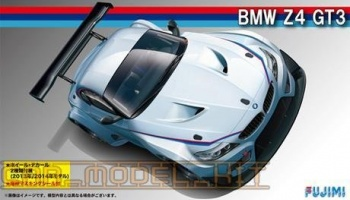 BMW Z4 GT3 2013-14 with Window Frame Masking Seal - Fujimi