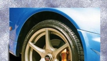 18-inch BNR34 Skyline GT-R Purity Wheel - Fujimi