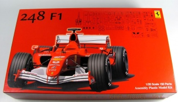 Ferrari 248 F1 2006 Test Car - Fujimi