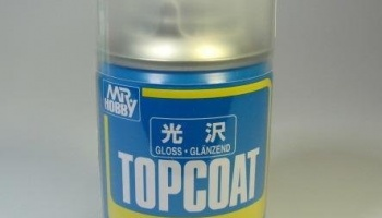 Mr.Top Coat Gloss 86ml - Gunze