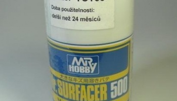 Mr.Surfacer 500-Stříkací tmel 100ml - Gunze
