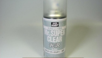 Mr.Super Clear Gloss 170ml - Gunze