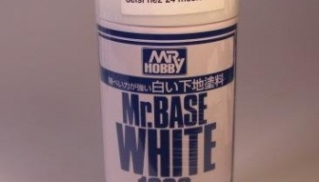 Mr.Base White 1000 - Základ bílý 180ml - Gunze
