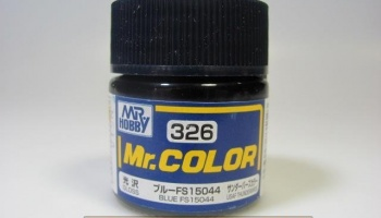 Mr. Color C 326 - FS15044 Blue - Modrá - Gunze