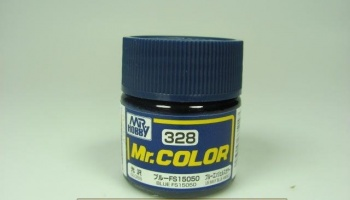 Mr. Color C 328 - FS15050 Blue - modrá - Gunze
