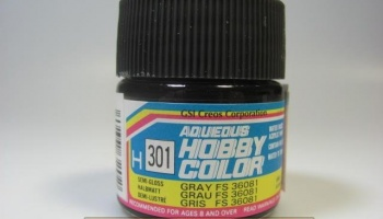 Hobby Color H 301 - FS36081 Gray - Šedá - Gunze