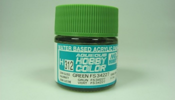 Hobby Color H 312 - FS34227 Green - Zelená - Gunze