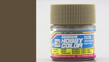 Hobby Color H 336 - Hemp BS4800/10B21 - Konopí - Gunze