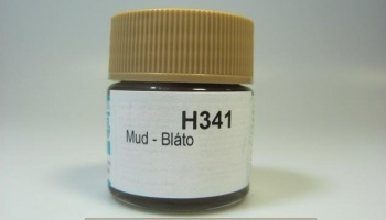 Hobby Color H 341 - Mud - Bláto - Gunze
